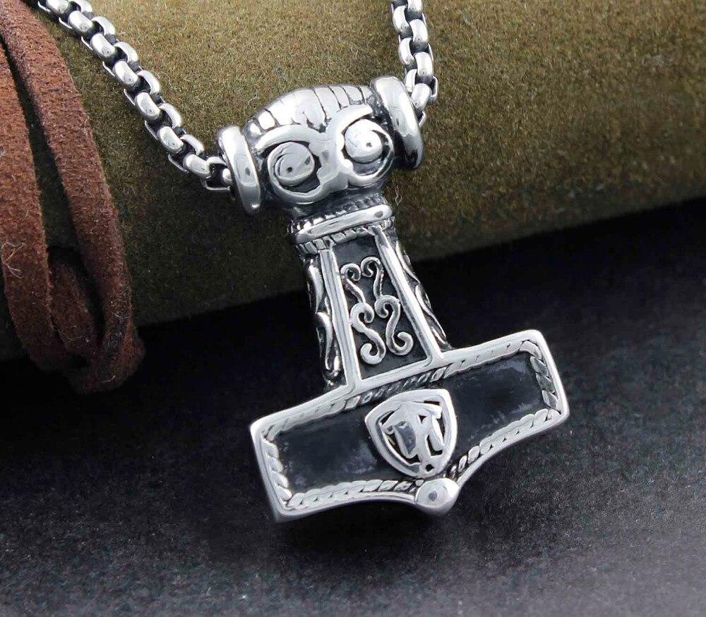 odin necklace the necklace