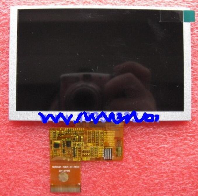 KD50G21-40NT-A1 Gps navigator display screen 5 hd 40 kd50g21-40nt-a1-revc h357