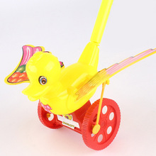 Cartoon Infant Baby Toddler Trolley Toy Bouncer Car Animal Push & Pull Toys  YJS Dropship