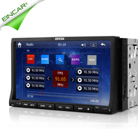 GPS Car DVD Player PC USB Auto Radio MP3 Movie Stereo Auto RDS iPod Navigation Music CD Sub Logo Touchscreen