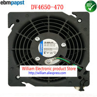 New Original EBMPAPST DV 4650 470 230V 50HZ 110MA 18W 120mA 19W Deivce Cooling fan