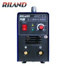 RILAND ARC 2.5 MINI House Hold ARC Welding Machine  220V DC Inverter MMA Welding Machine цена 2017