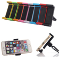 New Arrival Universal Car Air Vent Mount Cradle Stand Holder For Phone Cellphone GPS iPhone