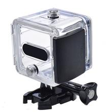 60m wodoodporna obudowa skrzynki pokrywa dla Gopro Hero 4 sesja 5 sesja nurkowanie podwodne sportowe akcesoria do kamer w ruchu F3057