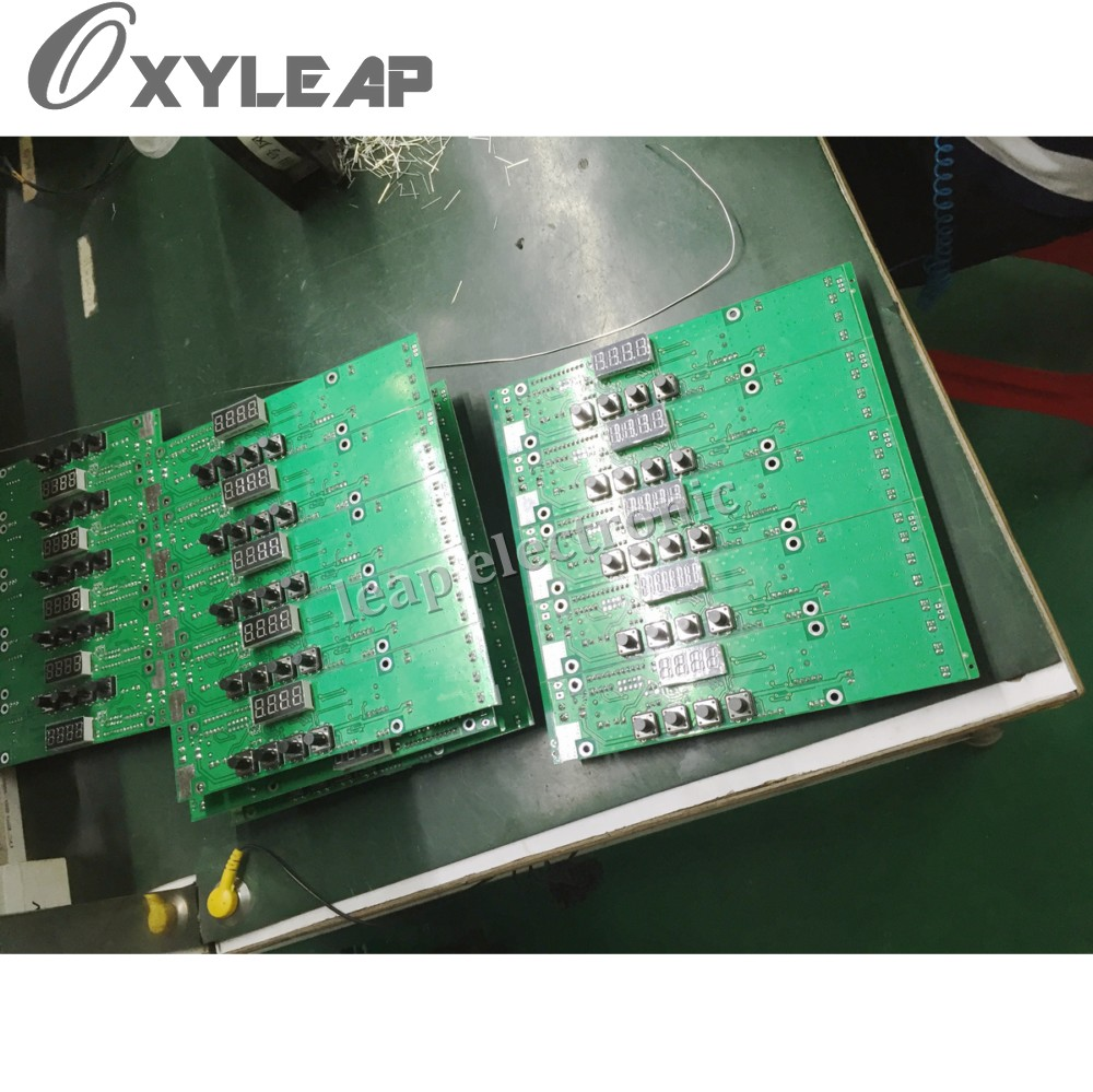 Printed Circuit Board Assemblypcba With Ledpcb Prototype In Pcb Assembly Manufacture Electronic China Buy Manufacturing Green 4 Layer Pcba