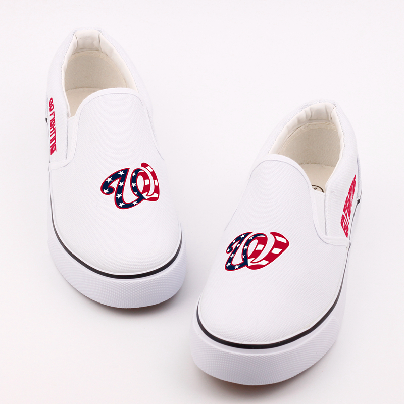 Ventiladores Hombres Equipo Zapatos Casual City América T Washington t 0000 Personalizar wii30h Tenis Impresión Mocasines Lienzo Caminar wii30 4wqptvvxEW