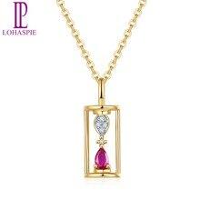 339903aec52c Compra ruby pendant y disfruta del envío gratuito en AliExpress.com