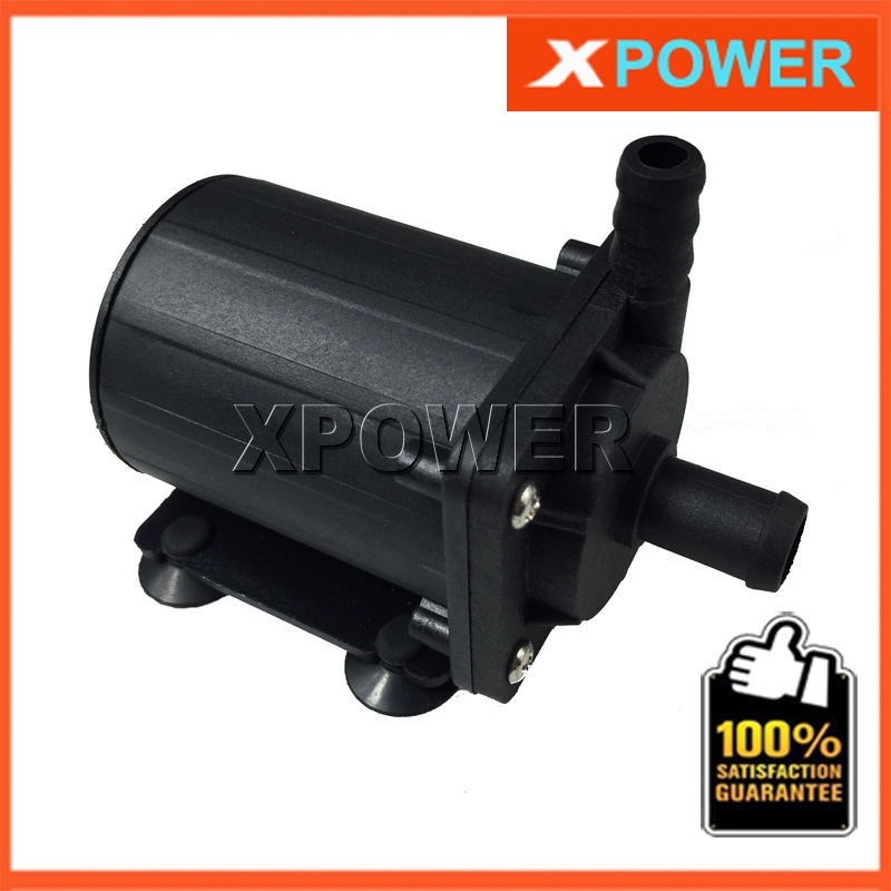 JT-800E 650L/H 6/9M 12V DC Mini Booster Pump Brushless Water 24V Submersible Fountain