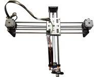 FAI DA TE Intelligente Scrittura Tavolo Da Disegno Robot XY-plotter maestri lettering robot kit supporto laser moduel