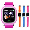 1 ШТ. Q90 GPS SOS Smart Watch Дети Wi-Fi Сенсорный Экран Место Вызова Трекер Анти-Потерянный