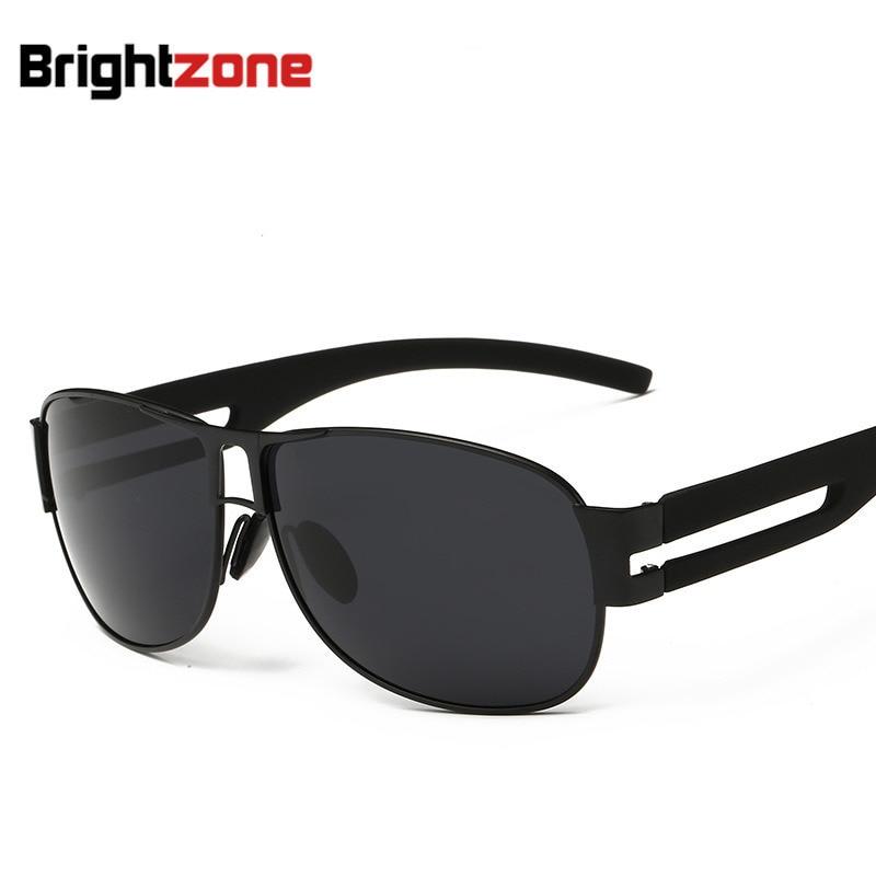 b4919eaefa1fe Unidade de Luz polarizada Motorista Óculos de sol Óculos de Sol Vai Quadro Homem  Óculos De Sol oculos de sol gafas