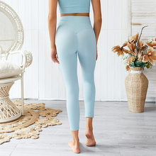 Nahtlose Leggings Push-Up für Fitness Frauen Yoga Hosen Atmungsaktive Sport Gym Leggings Solide Leggings Sport Frauen Dry Fit Pro neue(China)