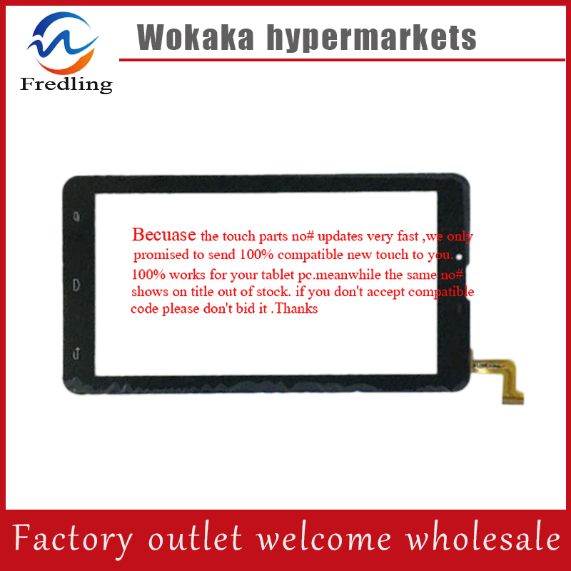 Free shipping 7'' inch touch screen,100% New for Megafon Login 4 LTE touch panel,Tablet PC touch panel digitizer sensor repair free shipping 1pcs new 7 inch tablet pc handwriting screen zj 70158c jz touch screen digitizer glass sensor panel repair