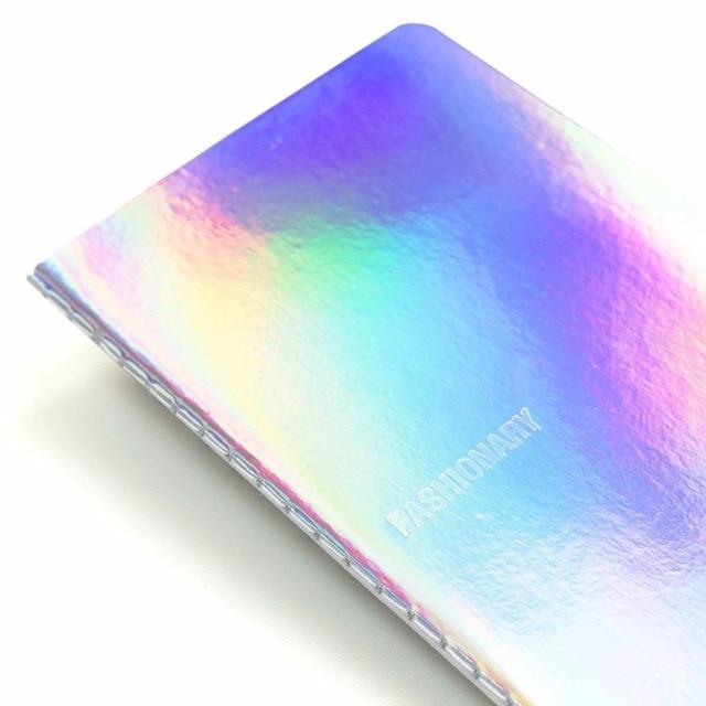 3Pcs/Lot Womens Mini Neon Light Sketch Book Fashion Illustration Templates Fahion Model Templates for Beginners