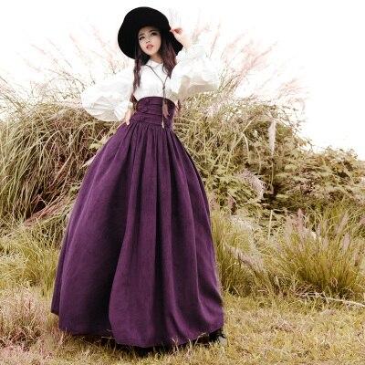 Skirt Winter Long Promotion-Shop for Promotional Skirt Winter Long ...