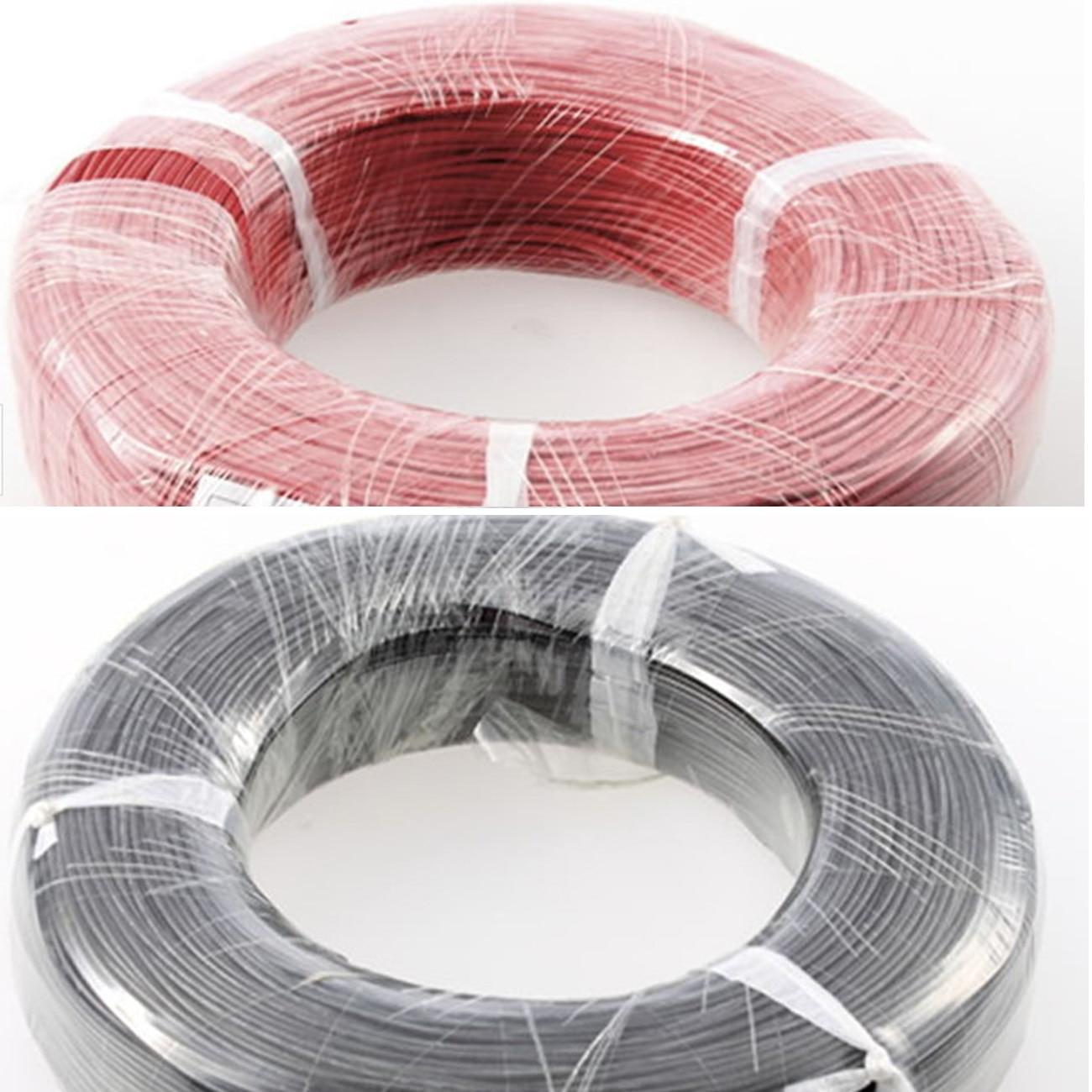 12AWG 5 m/10 m/20 m Gauge Silicone Fil Souple Brin Câbles En Cuivre pour RC Nouveau