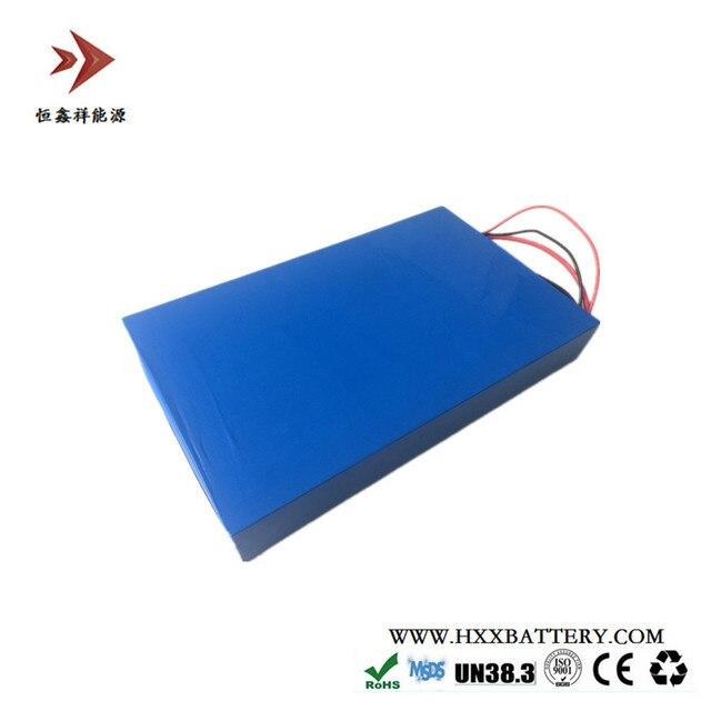 OEM Nackt PVC Pack Lithium-Eisen Phosphat 12,8 V Batterie Bauen-in BMS Großhandel Unterstützung 24 V/36 v/48 V Serie SOLAR