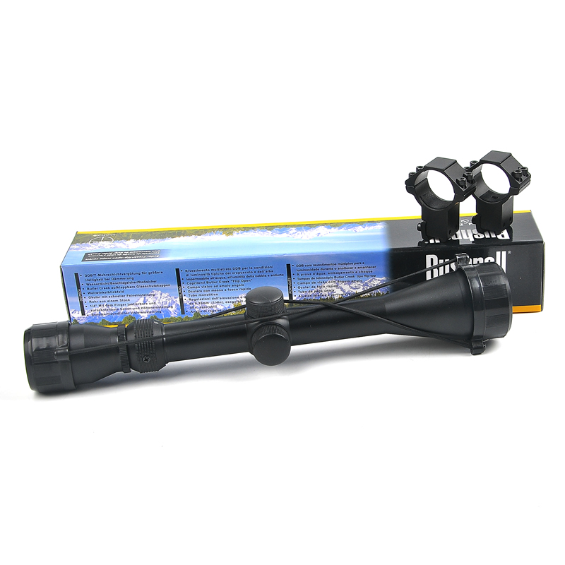 BUSHNELL 3-9x32 WITHOUT LIGHT