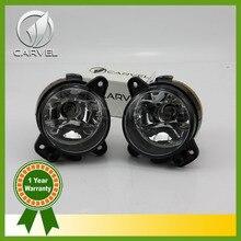 2Pcs For VW Transporter T5 Multivan 2003-2010 Front Fog Light Fog Lamp  With Bulbs Or Fog Light Grill