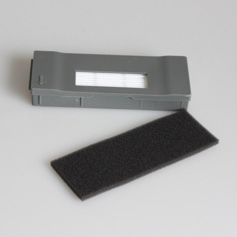 1 комплект hepa фильтр для уборки пыли замены фильтра Для Ecovacs Deebot deepoo DT85 DT83 DM81 DM85 DT85G фильтр для пылесоса часть