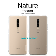 Case For One Plus 7 Pro Back Cover NILLKIN Ultra Slim Clear Soft Silicone Phone Cases OnePlus Fundas Covers