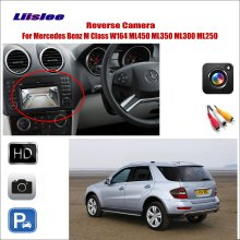 Liislee для Mercedes Benz M Class W164 ML450 ML350 ML300 ML250 задний вид автомобиля камера/подключение заводской экран