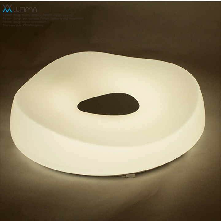 Flush Mount LED Ceiling Lights in Matting Acrylics Shade, Dimmable LED Lights in Cloud Shape cloud implementation in organizations