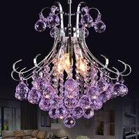 Longree новый дом Декор LED люстра Современная Гостиная оптовая продажа хрустальная люстра современный лобби люстра
