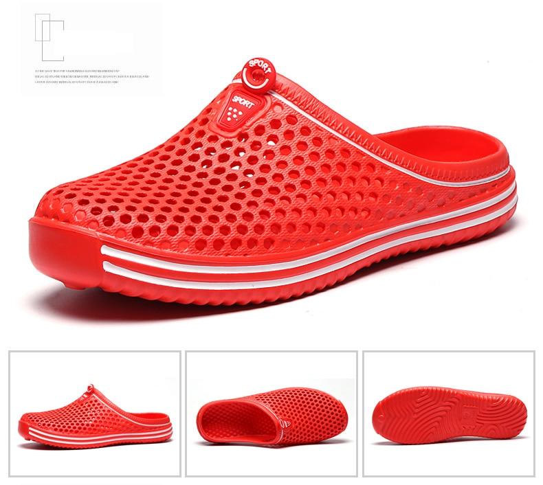 Стелька материал:: Ева; скольжения на обуви; Сезон:: Лето; мужчины обуви;
