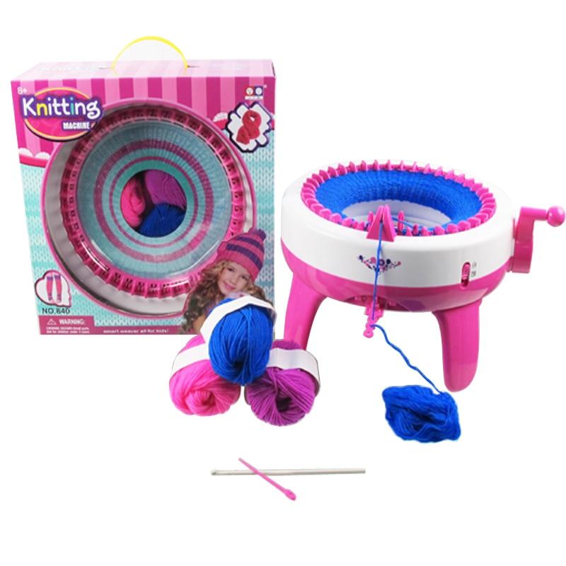 Knitting Equipment List : Large weaver machine for child knitting yarn