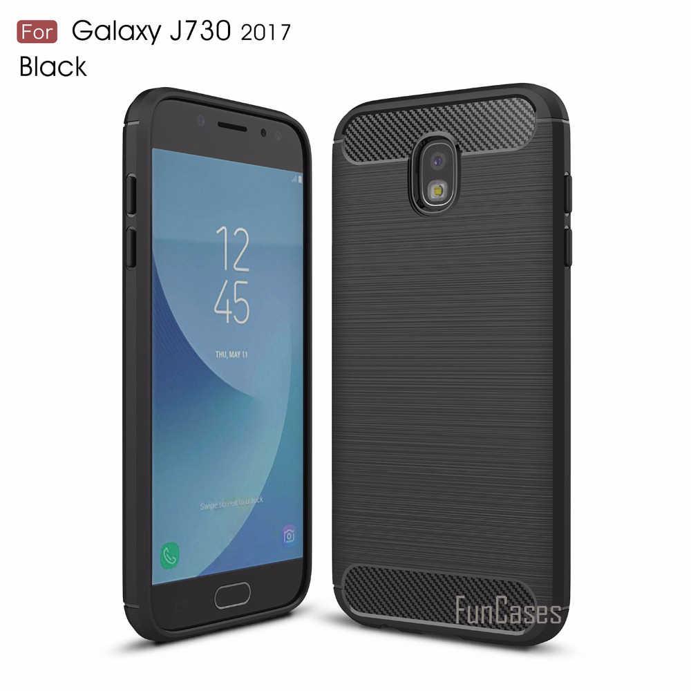 Silicone Case sFor Samsung J730 J7 2017 Case sFor fundas Samsung Galaxy J7 2017 EU Eurasian Version Case Cover J730F 5.5 inch