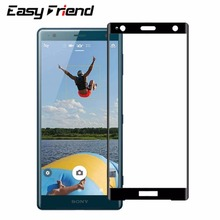 For Sony Xperia XZ3 DUAL SIM Screen Protector 9H Toughened P