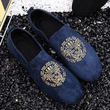 e78d11f21c Buy velvet shoes men and get free shipping on AliExpress.com