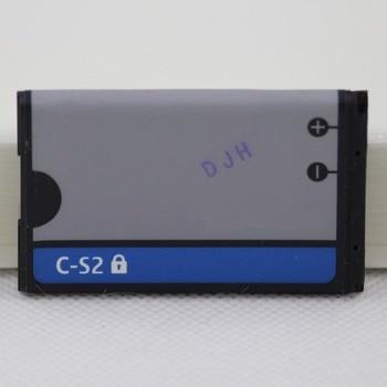 20pcs/lot Internal phone battery C-S2 For Blackberry CS2 Curve 8300 8310 8320 8330 8520 8530 8700 8703e 1150mah Lithium battery