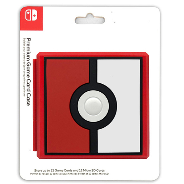 Nintend Switch NS Accessories Portable Game Cards Storage Case Nintendos Switch Hard Shell Box for Nintendo Switch Games  2