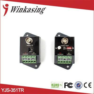 HDTVI/HDCVI/AHD-HD Video Balun aktive balun YJS-351TR