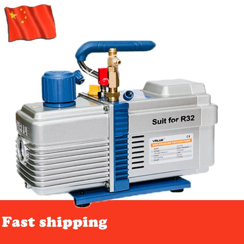 50% vi2120 Automotive central air conditioning high vacuum explosion-proof vacuum pump air conditioning