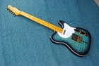 Quilted maple Tuff Dog Superb Tele guitar Guitarra all color Accept all Color accept Free Shipping