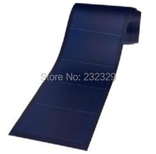 thin film flexible solar panel 33W , flexible solar panel on boat