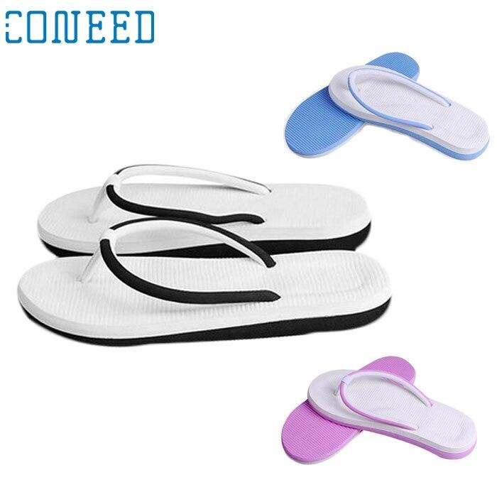 SIKETU Simple Flip-flops Lovers Slippers Men&Women Beach Sandals Summer Home Slippers Jn20