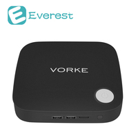 Vorke V1 плюс Мини ПК оконные рамы 10 Intel Apollo Lake J3455 ГГц 4 ГБ оперативная память 64 ГБ SSD 802.11AC 1000 Мбит/с Bluetooth HDMI умные телевизоры коробка