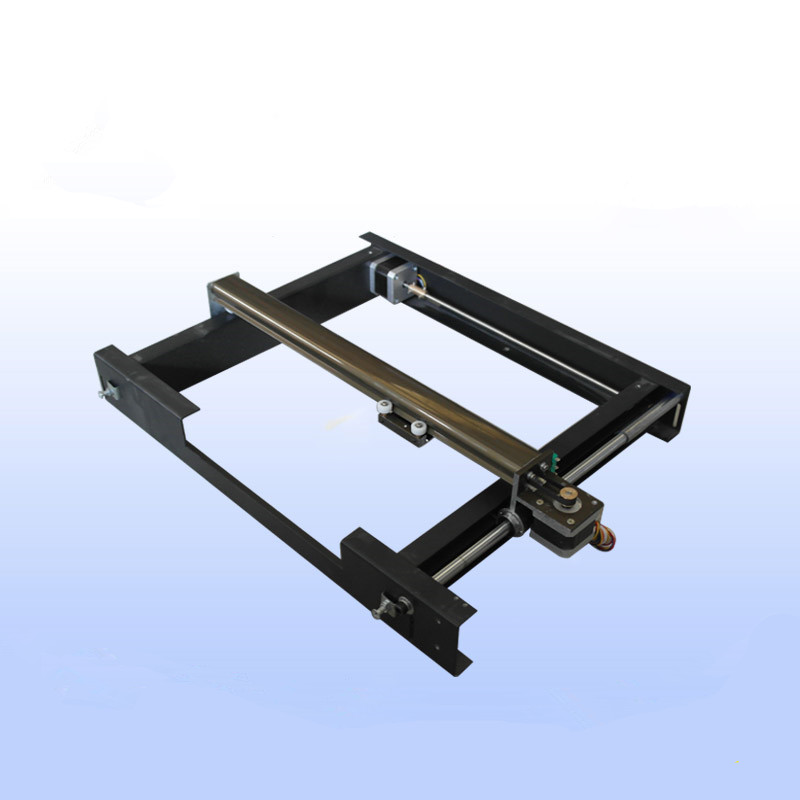 1pcs X Y Stages Table Bed for DIY CO2 Laser Machine mechanical kit Working Area 300X200MM