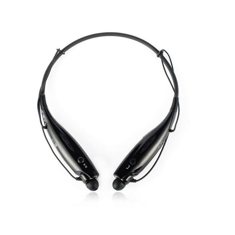 RBAYSALE Bluetooth Wireless Headphone HBS 730 Compatible Sports Running Earphone Handfree Music Player Anti Lose Neckband Earbud