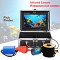 "Eyoyo 15/30M 1000TVL Fish Finder Underwater Fishing 7"" Video Camera Monitor AntiSunshine Shielf Sunvisor Infrared IR LED"