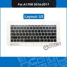 Laptop Replacement Keycaps US Layout for Macbook Pro Retina 13″ A1708 Key cap Key Complete set EMC 2978 3164
