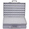 AideTek боксал пластиковый ящик для инструментов с креплением SMD SMT 1206 0805 0603 0402 компоненты электроники бусины хранения разного рода дисков и орг...