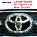 Автомобильная специальная фронтальная HD Высококачественная камера для Toyota, Универсальная автомобильная фронтальная камера, водонепрониц...