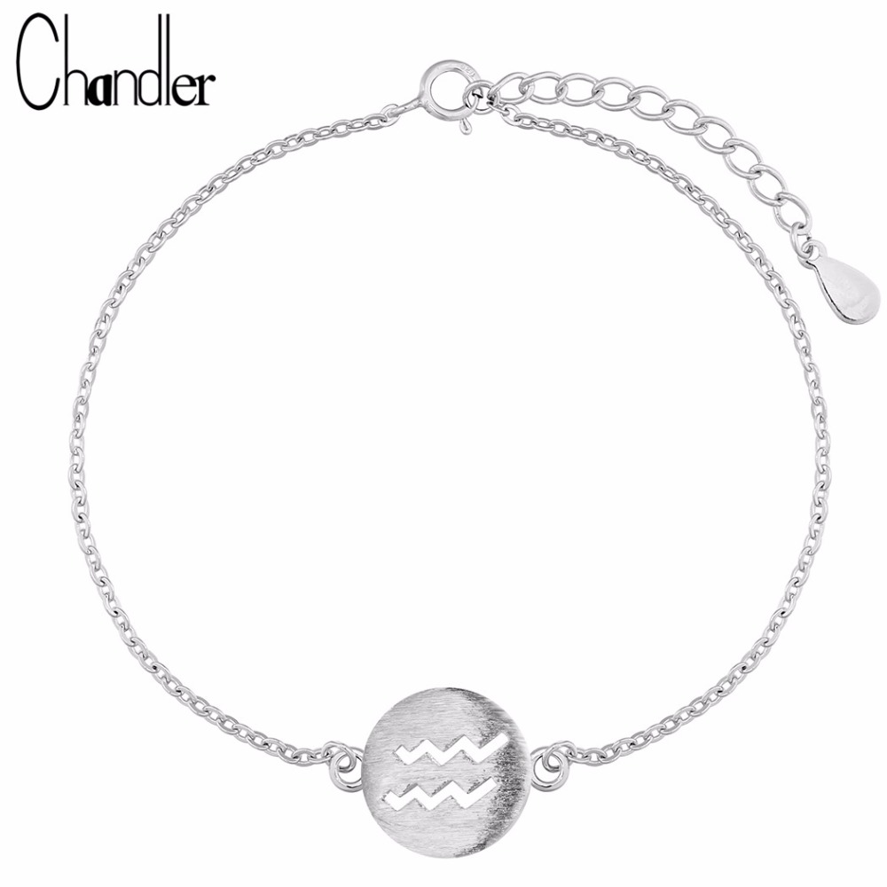 aliexpresscom buy chandler 925 sterling silver aquarius