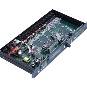 Image 2 - 4in 8out Audio Sound Processor DSP Digital Signal Processors Tulun Play 4.8SP