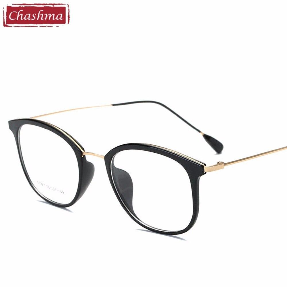 Chashma marca anteojos TR 90 mujeres gafas ultraligeras marco ...